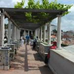 St Luzia belvedere